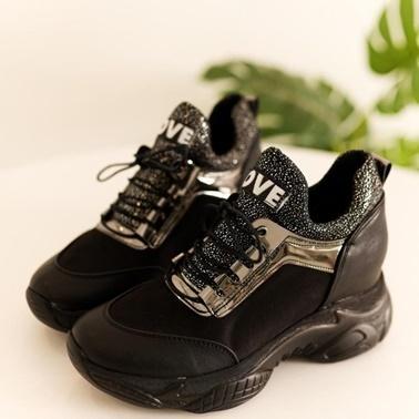 Limoya Sneakers Siyah